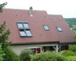 Entreprise Caron -  BEZU-SAINT-GERMAIN - Fenêtre de toit Velux