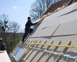 Entreprise Caron -  BEZU-SAINT-GERMAIN - Isolation toiture